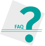 Fragezeichen - FAQ - Frequently asked questions